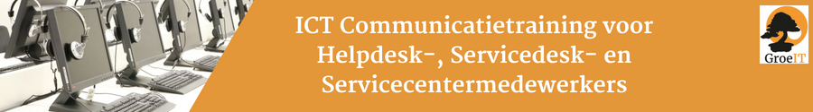 Training helpdesk servicedesk servicecenter