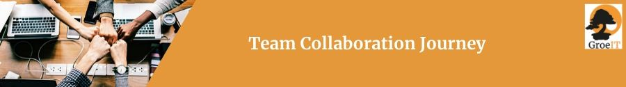 team collaboration journey